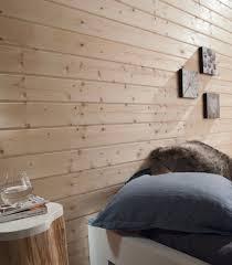 lambris pour chambre le style chalet trouver des idées de décoration tendances avec