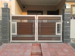 Best Latest Front Gate Designs For Small Homes Images Interior - Gate designs for homes