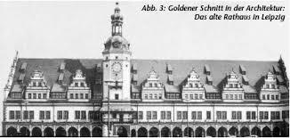 der goldene schnitt architektur neue solidarität 30 2002 leonardo da vinci und die musik folge 2