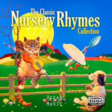halloween music cd the classic nursery rhymes collection ocean music