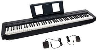 should i buy right now amazon black friday amazon com yamaha p45 88 key weighted action digital piano with