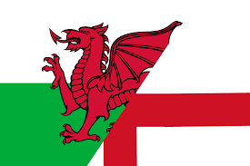 Flag Og England File Combined Flag Of England And Wales Svg Wikimedia Commons