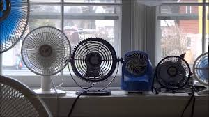 some of my portable fans running before thanksgiving day