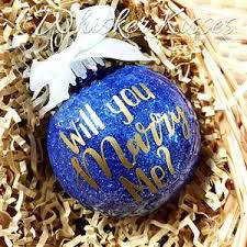 will you me ornament whisker kisses designs