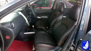 nissan almera accessories shop malaysia nissan almera synthetic leather seat cover 11street malaysia