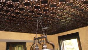 Wonderful Decoration Painting Over Tile by Ceiling Wonderful Cardboard Ceiling Tiles I Installed This