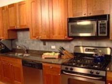 washable wallpaper for kitchen backsplash install a tile wallpaper backsplash hgtv