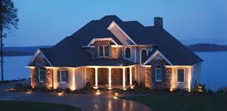 exterior home lighting design st louis outdoor lighting glamorous home exterior lighting home