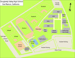 Utc Campus Map File Dougherty Valley High Final Map Png Wikimedia Commons