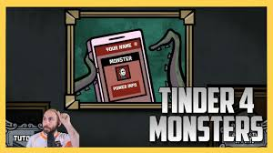 Seeking Tinder Episode Tinder For Monsters Jackbox Pack 4 Seeking
