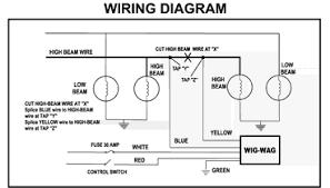 amazing wig wag wiring diagram photos wiring schematic