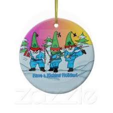 christmas snowmen martial arts ornament teachers students
