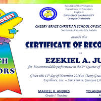 bulletin diploma ribbons awards and certificates deped official