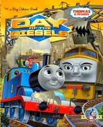 thomas u0026 friends diesels free coloring sheets