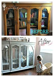 repurpose china cabinet in bedroom restoring a hutch to a little armoire armoires bedrooms and