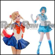 Halloween Costumes Sailor Moon Sale Anime Pretty Soldier Sailor Moon Cosplay Costume