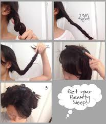 different ways to curl your hair with a wand 11 easy ways to curl your hair without heat gurl com gurl com