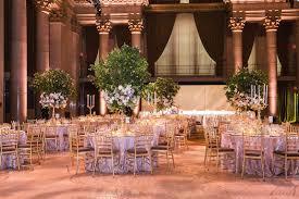 wedding tree centerpieces reception décor photos garden theme reception inside weddings