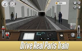 Paris Subway Paris Subway Simulator 3d Android Apps On Google Play