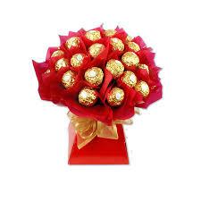 bouquet delivery ferrero rocher chennai chocolate bouquet chennai online