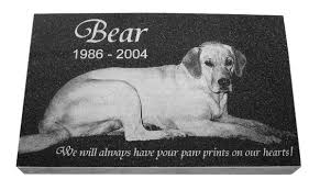 dog memorial pet memorials dryden monument company