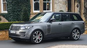 mercedes land rover matte black range rover svautobiography dynamic 2017 review by car magazine