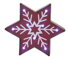 Lighted Snowflakes Outdoor by Amazon Com Glitzhome Lighted Snowflake Marquee Sign Snowflake