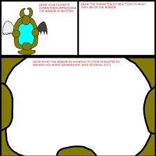 Mirror Meme - mirror of mystery meme by blackrhinoranger on deviantart