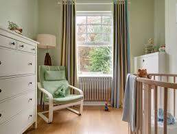 meuble blanc chambre chambre enfant chambre bebe fille verte meuble rangement blanc