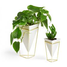 trigg vase white modern intentions shop home decor