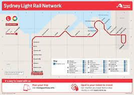 Capitol Hill Map Network U0026 Map Transdev Sydney Light Rail