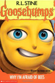 Goosebumps Meme - why i m afraid of bees goosebumps know your meme