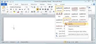 Change The Normal Template In Word 2010 how to change default template in word 2007 2010isunshare
