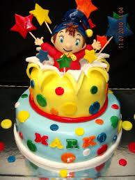 25 noddy cake ideas frozen cake baby boy