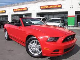 pre owned ford mustang convertible 2013 used ford mustang at master lease plan inc serving las vegas