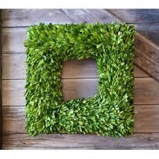 boxwood wreath large boxwood wreath wayfair