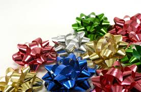 christmas bows for presents christmas presents how to make christmas more enjoyable