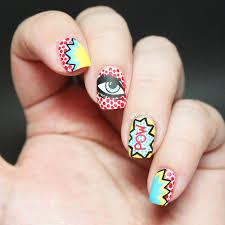 the beauty buffs polka dots pop art tina tech