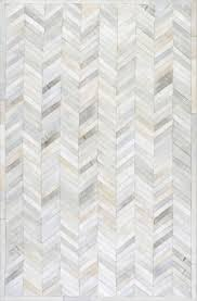 Pottery Barn Zig Zag Rug by Grey And White Chevron Area Rug Creative Rugs Decoration