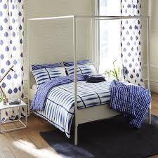 bedding sets matching quilt dunelm dorma blue toile bed linen