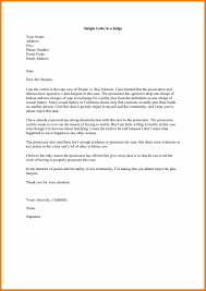 criminal character reference letter to judge gallery letter