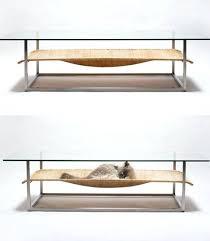 trixie plush wall mounted cat bed beigecat hammock video window