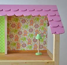 Free Miniature Dollhouse Plans by Ana White Dream Dollhouse Diy Projects