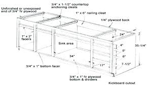 Standard Kitchen Cabinet Measurements Standard Kitchen Cabinet Depth Wall Height Large Size Of