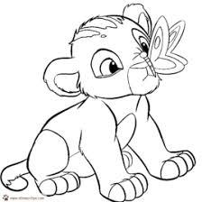 disney coloring pages lion king archives mente beta