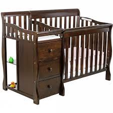 blankets u0026 swaddlings crib with changing table walmart plus crib