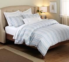 amazon com pinzon 100 percent cotton printed duvet set king