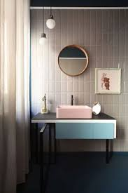 Retro Bathroom Flooring The Color Green In Kitchen And Bathroom Sinks Tubs And Toilets
