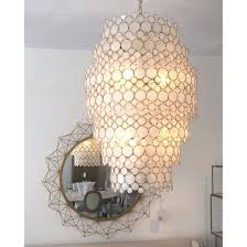 Oly Chandelier Oly Serena Waterfall Chandelier Candelabra Inc
