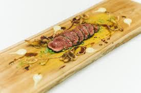 cuisiner cerf recette du terroir québécois tataki de cerf par alexandre labrie